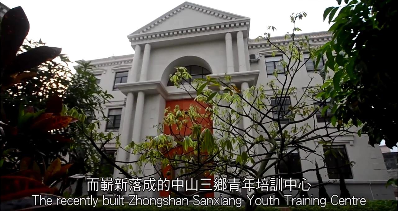 香港青年協會營舍服務短片