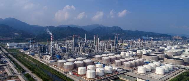 惠州石化廠